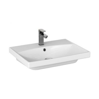 Cersanit City K35006 umywalka prostokątna 60x45 cm