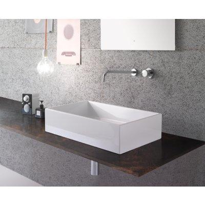 Globo Forty3 FO062BI umywalka prostokątna 60x37 cm