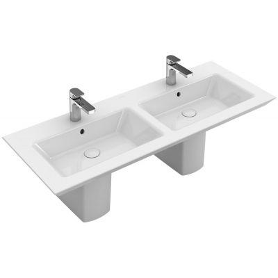 Villeroy & Boch Legato 4150D1R1 umywalka prostokątna 130x50 cm