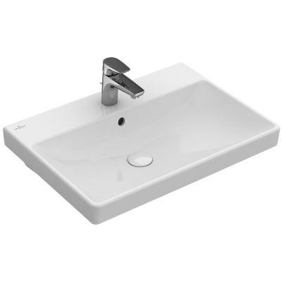 Villeroy & Boch Avento 41586601 umywalka prostokątna 65x47 cm