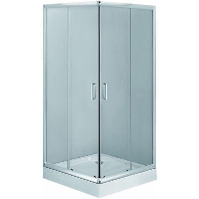 Deante Funkia KYC042K kabina prysznicowa kwadratowa 80x80 cm
