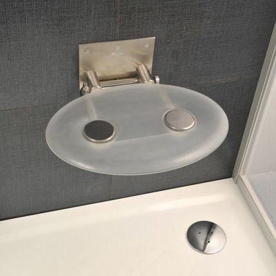 Ravak Ovo P B8F0000000 siedzisko prysznicowe