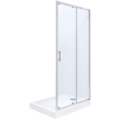 Roca Town AMP181301M drzwi prysznicowe