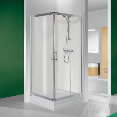 Sanplast TX 600271002038400 kabina prysznicowa kwadratowa 80x80 cm