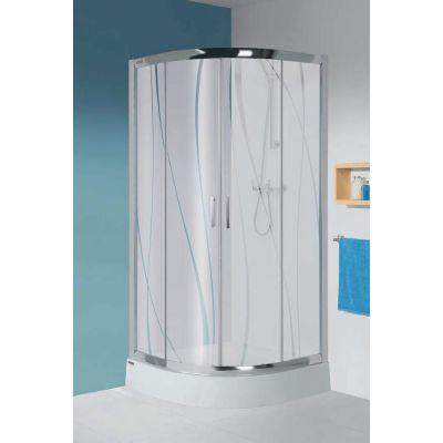 Sanplast TX 602271025239231 kabina prysznicowa kwadratowa 80x80 cm