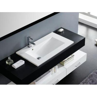 Bathco Spain Tecno 0568 umywalka prostokątna 100x45 cm