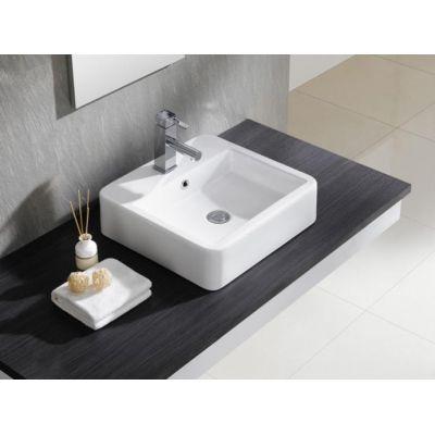 Bathco Spain Santander 4063 umywalka prostokątna 45x42 cm