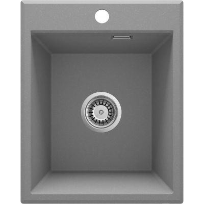 Deante Eridan ZQES104 zlewozmywak granitowy 50x40 cm