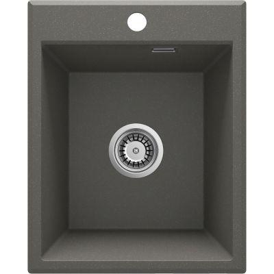 Deante Eridan ZQET104 zlewozmywak granitowy 50x40 cm