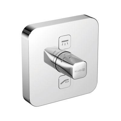 Kludi Push 387110538 bateria prysznicowa podtynkowa
