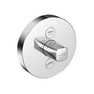 Kludi Push 387120538 bateria prysznicowa podtynkowa
