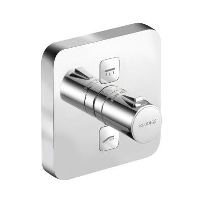 Kludi Push 389110538 bateria prysznicowa podtynkowa