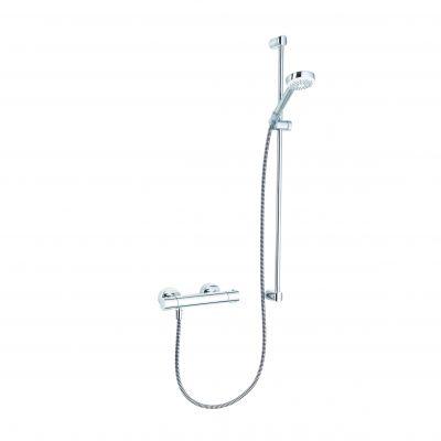 Kludi Logo Shower Duo 685780500 zestaw prysznicowy