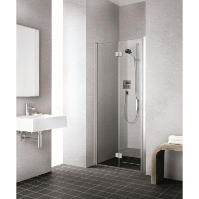 Kermi Liga LI 2S LI2SL08020VPK drzwi prysznicowe składane