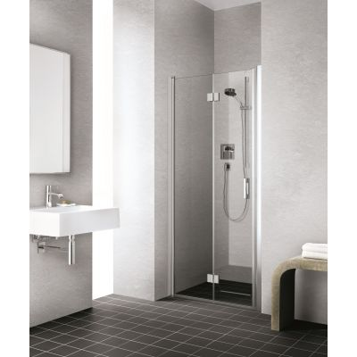 Kermi Liga LI 2S LI2SL12020VPK drzwi prysznicowe składane