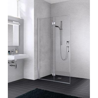 Kermi Liga LI 2Y LI2YL11020VPK ścianka prysznicowa walk-in 110 cm