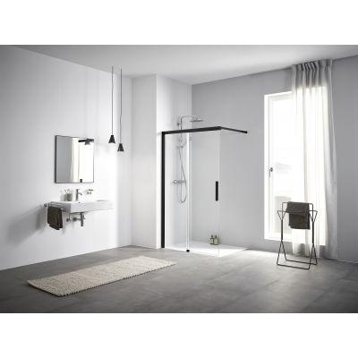 Kermi Nica NI J2 NIJ2L110203PK ścianka prysznicowa walk-in 110 cm