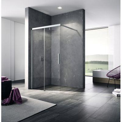 Kermi Nica NI J2 NIJ2L14020VPK ścianka prysznicowa walk-in 140 cm