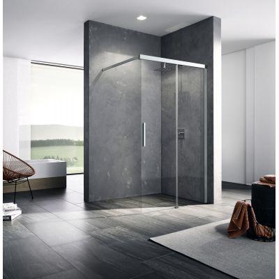 Kermi Nica NI J2 NIJ2R10020VPK ścianka prysznicowa walk-in 100 cm