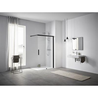 Kermi Nica NI J2 NIJ2R120203PK ścianka prysznicowa walk-in 120 cm