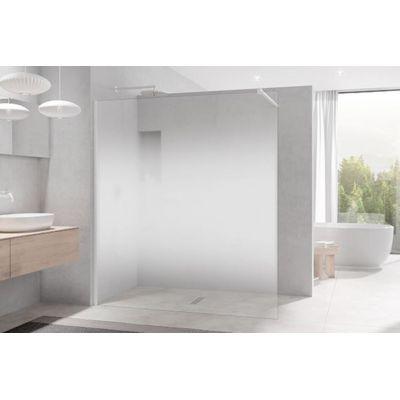Kermi White Line XB WIA XBWIA1302044K ścianka prysznicowa walk-in 130 cm