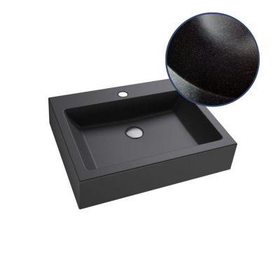 Massi Singur MSU2610CM umywalka prostokątna 50x43 cm
