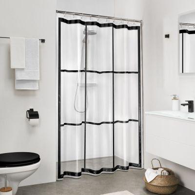 Sealskin Brix 210961319 zasłona prysznicowa