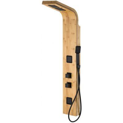 Corsan Bao B022MBAOCZARNY panel prysznicowy