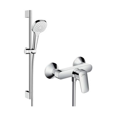 Zestaw Hansgrohe Logis 71600000 + Hansgrohe Croma 26582400