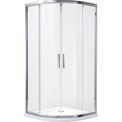 Oltens Vorma 20102100 kabina prysznicowa półokrągła 90x90 cm