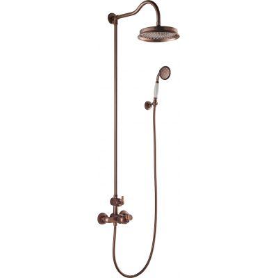 Omnires Armance AM52446ORB zestaw prysznicowy