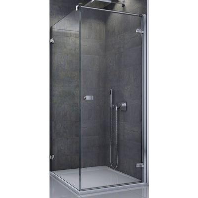 SanSwiss Escura EST109005007 ścianka prysznicowa 90 cm