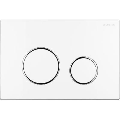 Oltens Lule 57104000 przycisk spłukujący do wc