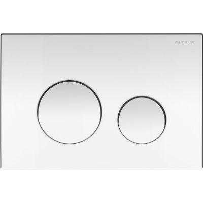 Oltens Lule 57102100 przycisk spłukujący do wc