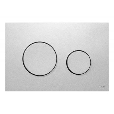 Tece Loop 9240625 przycisk spłukujący do wc chrom matowy