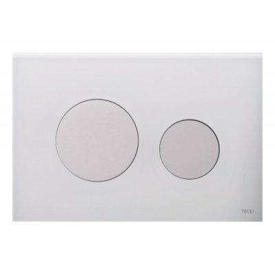 Tece Loop 9240650 przycisk spłukujący do wc biały