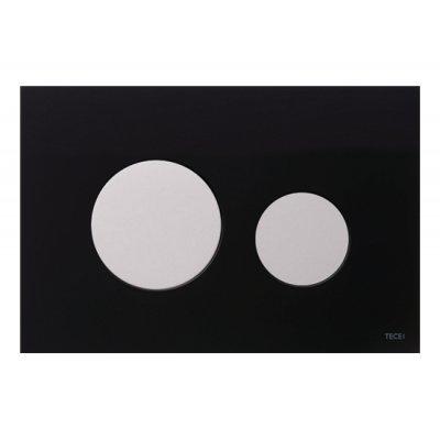 Tece Loop 9240654 przycisk spłukujący do wc czarny