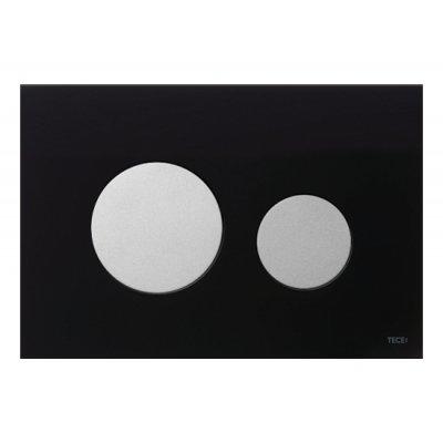 Tece Loop 9240655 przycisk spłukujący do wc czarny