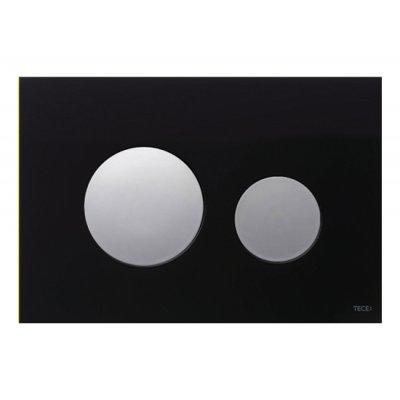 Tece Loop 9240656 przycisk spłukujący do wc czarny