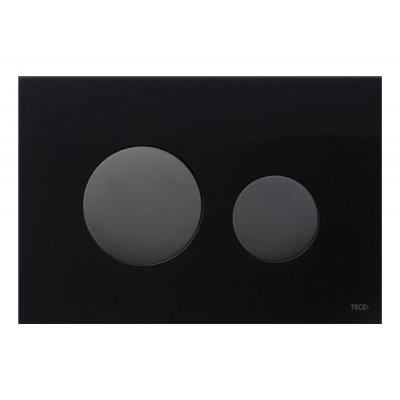 Tece Loop 9240657 przycisk spłukujący do wc czarny