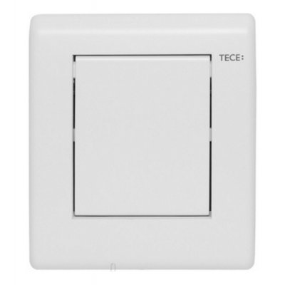 Tece Planus 9242312 przycisk spłukujący do pisuaru biały