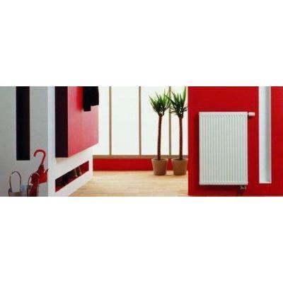 Purmo Ventil Hygiene HV20x600x400 grzejnik pokojowy 60x40 cm podłączenie dolne