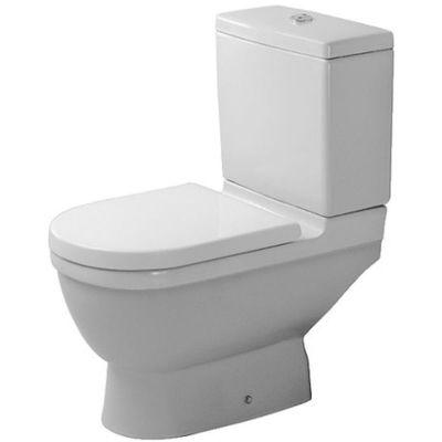 Duravit Starck 3 01260100001 miska kompakt wc