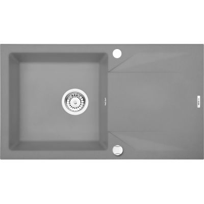 Deante Evora ZQJS113 zlewozmywak granitowy 78x44 cm